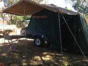 2012 Mars Hard Floor Camper Trailer Toolondo Horsham Area Preview