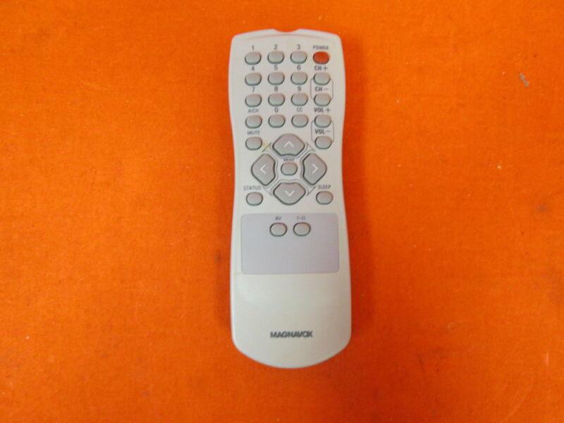 Magnavox Genuine RC1112813/17 TV Remote Control Grey Very Good 3145