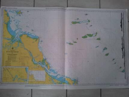 OFFICIAL CHARTS OF TASMANIA