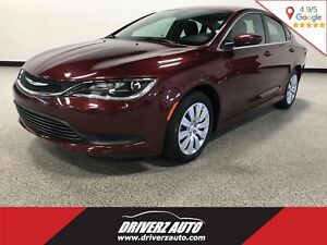 2016 Chrysler 200 LX CLEAN CARPROOF,