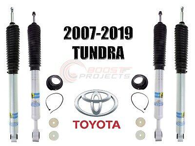 Bilstein B8 5100 Adjustable Front Shocks w/ Rear Set For 2007-2019 Toyota (The Best Truck 2019)