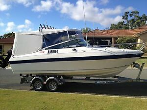ALLISON VISION !!!! AWESOME BOAT !!!! Balcatta Stirling Area Preview