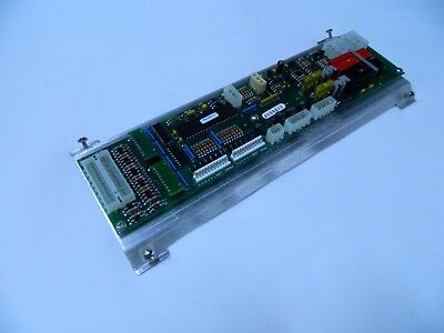 Used Whelen Lfllc Low Current Control Lfl Patriot Lightbar Io Assembly Board