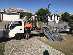 """Man, Ute & Trailer """" From $30 """" North Lakes Pine Rivers Area Preview"""