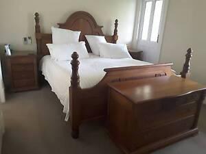 Bedroom suite.. 6 pieces South Yarra Stonnington Area Preview