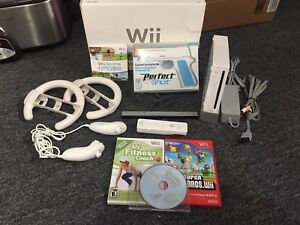 Complete Wii System for sale.