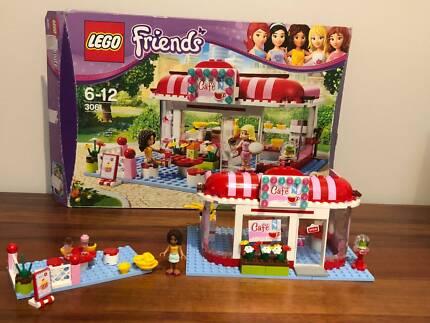 Lego Friends Emma Horse Floattrailer 3186 Toys Indoor