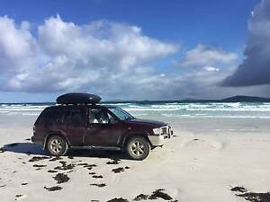 2002 Nissan Pathfinder 4x4 (Converted to backpacking 4x4) Perth Perth City Area Preview