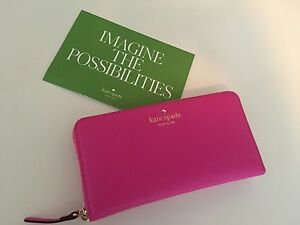 BNWT Authentic Kate Spade Lacey Wallet