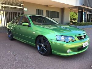 Ford Falcon XR8 bA mk2 Enforcer. Rivervale Belmont Area Preview