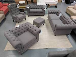 Provincial/ Classic Sofa Sets - 50% off RRP Eumemmerring Casey Area Preview