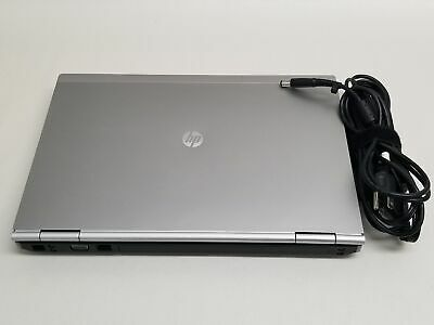 Dell EliteBook 8460p Core i7-2620M 2.7 GHz 16 GB 180 GB SSD Windows 10 Pro