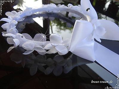Haarkranz Blumenkind, Kommunion,  Haarschmuck zum Kleid, Braut, Hochzeit