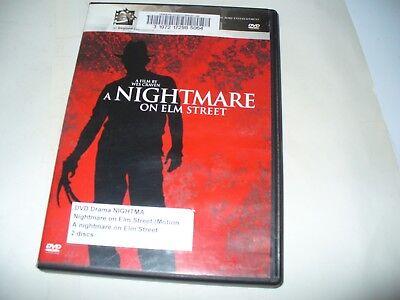 Halloween Nightmare 2 (A Nightmare on Elm Street  2-DISCS DVD HORROR HALLOWEEN Johnny Depp)