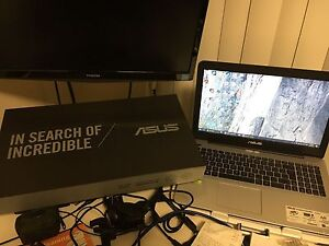Asus Laptop Core i7 1TB HDD 8GB RAM WITH BOX