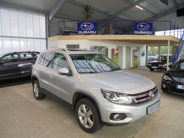 VW Tiguan Track & Style 4Motion BMT