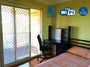 Own room with beautiful big balcony FURNISHED Harris Park Parramatta Area Preview