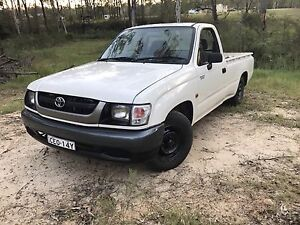 Toyota Hilux Speers Point Lake Macquarie Area Preview