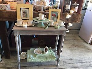 Shabby Chic Hall Table / Console side table Myaree Melville Area Preview