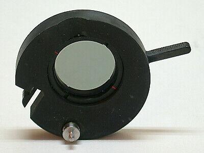 Zeiss Axio Polarizer For Axioskopetc. Excellent Condition.