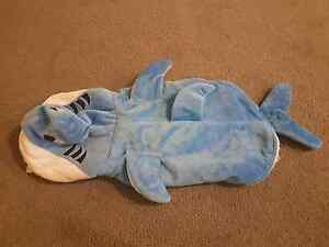 Dogs Shark Costume, New Yarraville Maribyrnong Area Preview