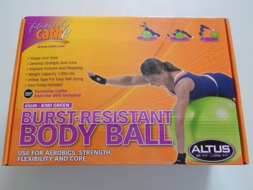 Fitness by Cathe ~ Body Ball