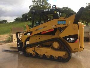 Cat 259B3 Track Loader Cooroy Noosa Area Preview