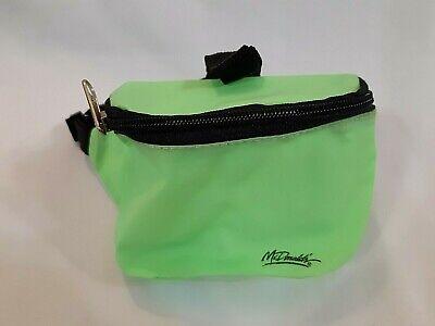 Vintage McDonald's Collector Green Neon Adjustable Fanny Pack