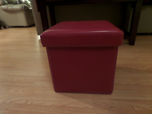 Storage Bench Cubes