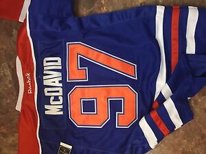 2 XL brand new Mcdavid jerseys 100$ each or 180$ for both