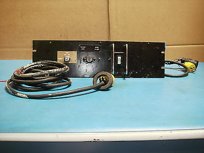Electrical Power Distribution Boxes With Keys 115v 60hz 15amp