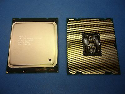 Intel Xeon E5-2667 2.9GHz (3.5GHz Turbo) 15M 8GT/s SR0KP LGA2011 Server CPU