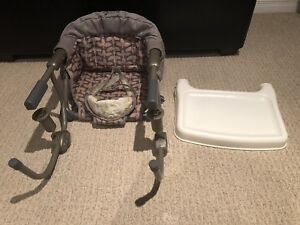 Travel baby hook on chair