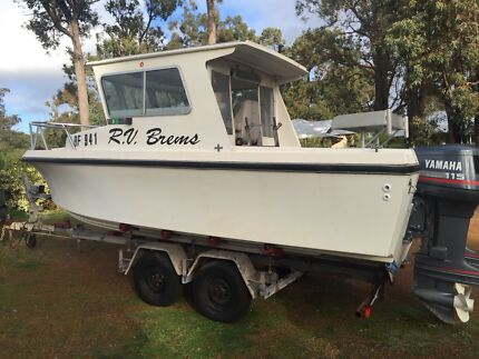 Penguin-ex sea rescue boat-$21000 ono or swap turbo diesel landcruiser