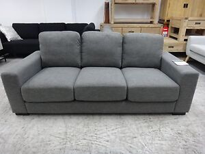 NEW BOSTON 3 & 2 SEATER SOFAS in 2 COLOURS - CLEARANCE OUTLET Richmond Yarra Area Preview