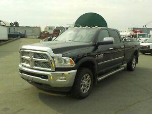2014 Dodge Ram 3500 Laramie Crew Cab Long Box 4WD Diesel
