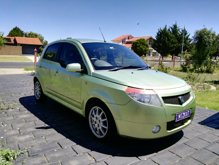 PROTON SAVVY 2007 AMT for sale