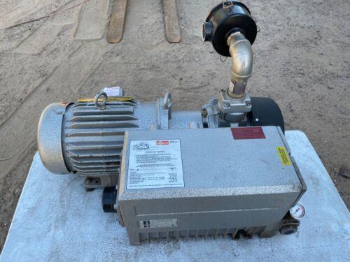Busch Vacuum Pump Type RC0063.E506.1001, 230/460V, 3-PH, 3HP