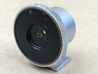 Leica Leitz 13.5cm Viewfinder SHOOC brightline finder Ernst GmbH Wetzlar
