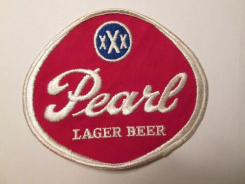 NEW XXX PEARL LAGER BEER ADVERTISING UNIFORM PATCH