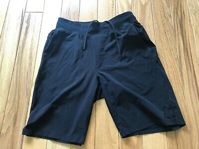 Lululemon Men's Black Shorts Size Small Swimming Running Sz S Yoga Board Pant