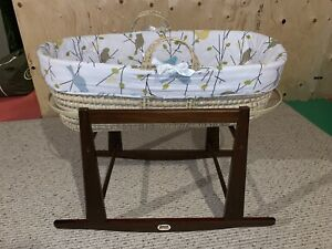 Bassinet Crib Rocker