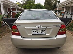 2006 Toyota Corolla Conquest - Manual - Registration till 18 May Walkerville Walkerville Area Preview