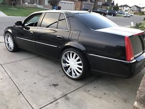 2008 Cadillac dts top of the line mint