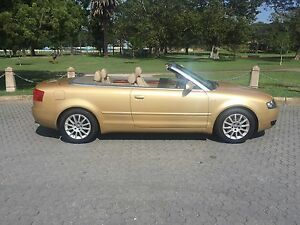 MAKE AN OFFER MUST SELL AUDI A4 CONVERTIBLE Sydney City Inner Sydney Preview