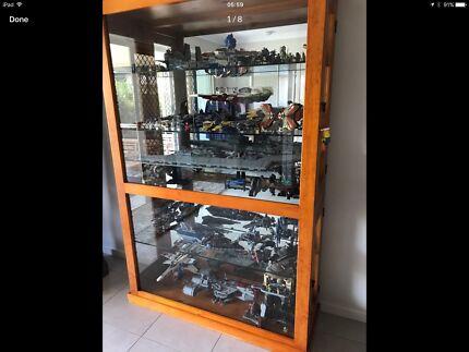 Lego Train Display Table | Toys - Indoor | Gumtree Australia Pine ...