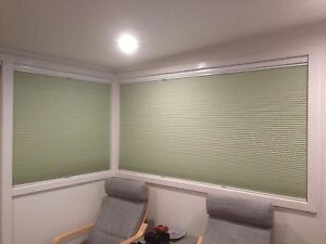 Honeycomb Blinds - New and Unused Summerhill Launceston Area Preview