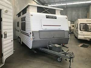 2004 EVERNEW E SERIES CHEAP VERY CLEAN MUST SELL JAYCO COROMAL Sunshine Brimbank Area Preview
