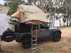 ARB Simpson III Roof Top Tent Blacktown Blacktown Area Preview