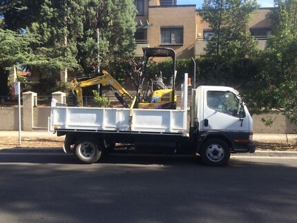 Excavator & Truck for hire Randwick Eastern Suburbs Preview